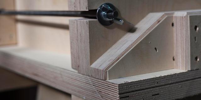 Moldes de madera Arno