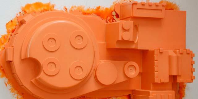 Modelado resina modelos Arno