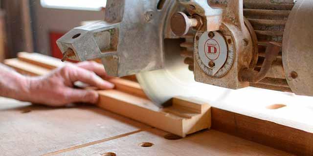Sistemas de corte de madera Modelos Arno