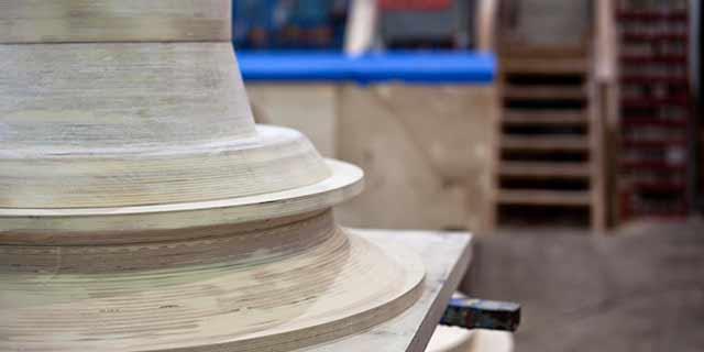 Modelado de madera modelos Arno
